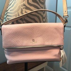 Kate Spade light pink crossbody